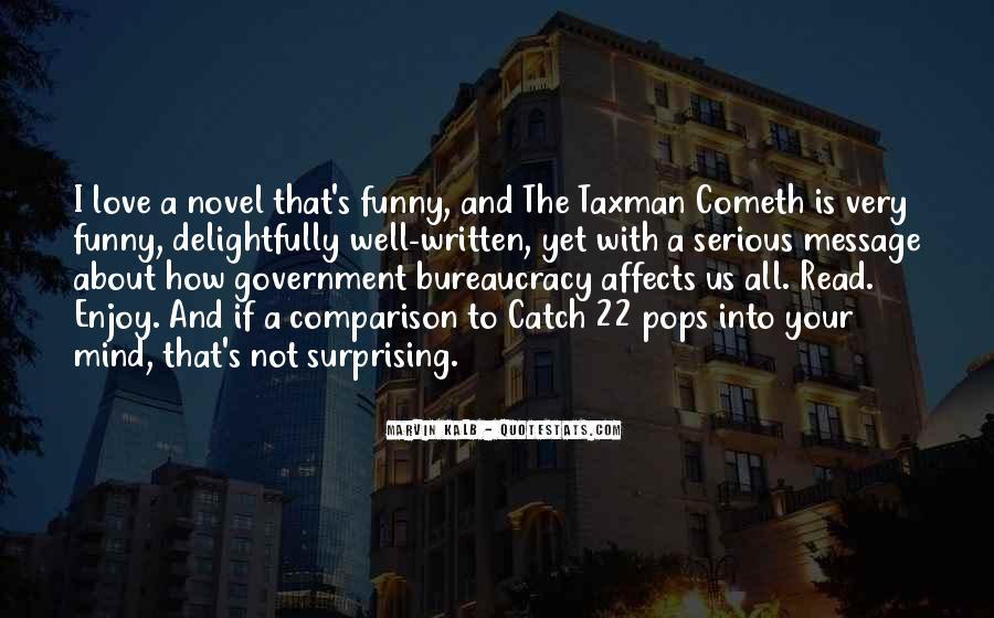 Quotes About Bureaucracy In Catch 22 #1426977