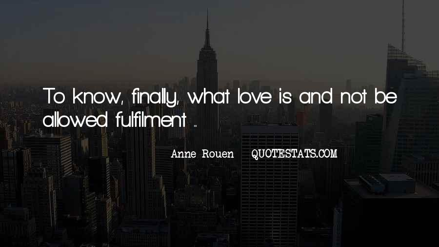 Quotes About Not Allowed Love #1331148