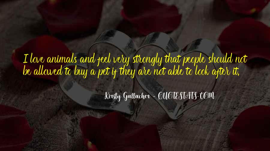 Quotes About Not Allowed Love #1437711