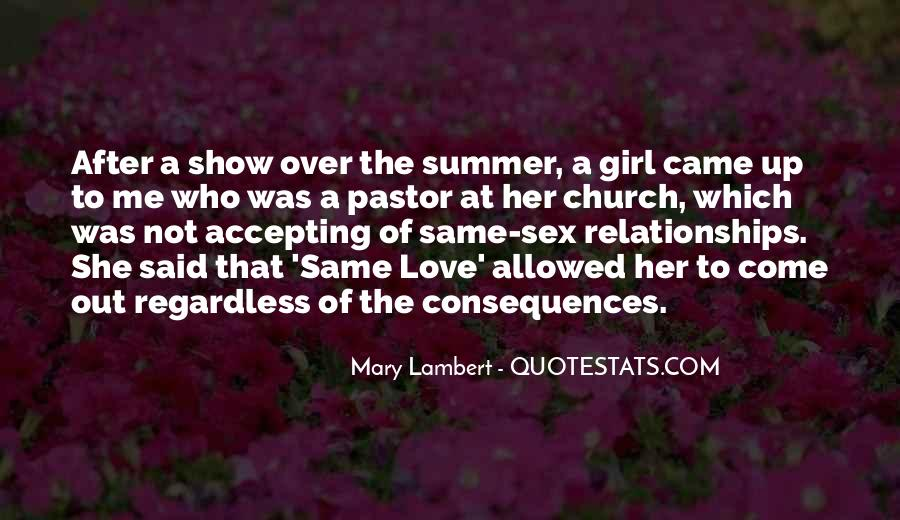 Quotes About Not Allowed Love #1837008