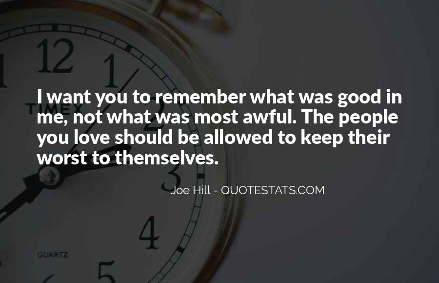 Quotes About Not Allowed Love #242774