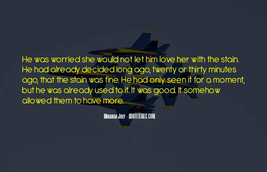 Quotes About Not Allowed Love #733921