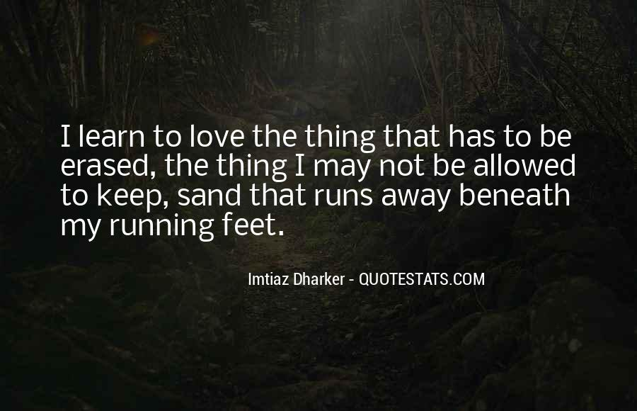 Quotes About Not Allowed Love #798024