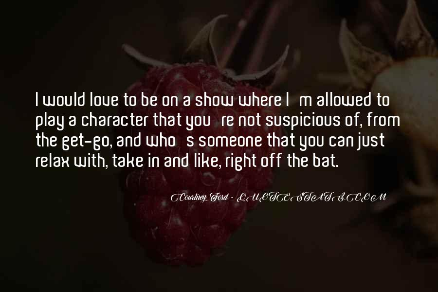 Quotes About Not Allowed Love #826410