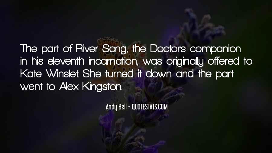 Quotes About The Eleventh Doctor #899175