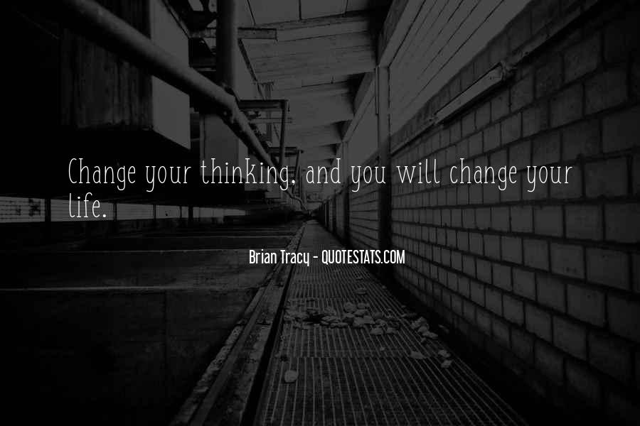 Quotes About Changing Your Life For The Best #31172