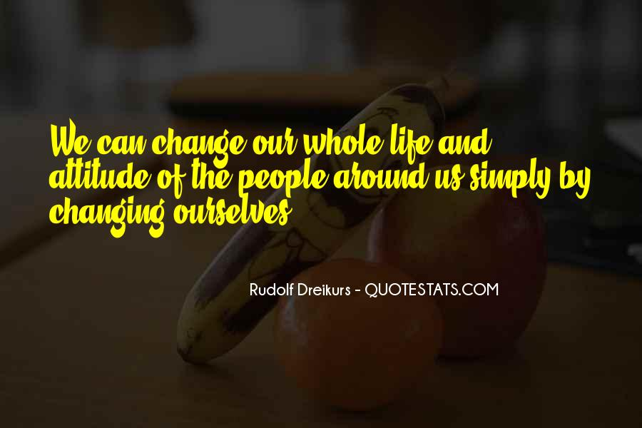 Quotes About Changing Your Life For The Best #57715