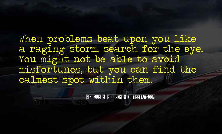 Quotes About Coping With Problems #847563