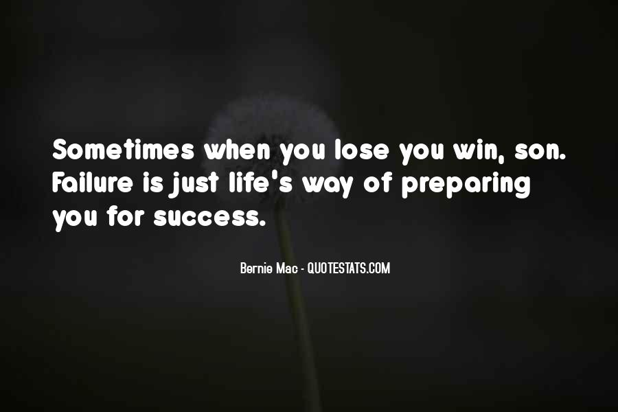 Quotes About Preparing To Win #776938