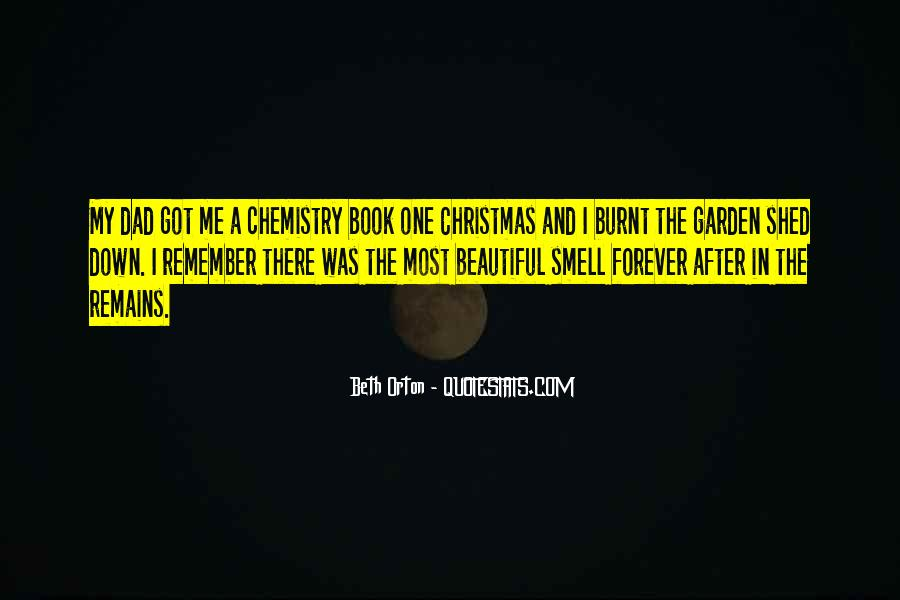 Quotes About The Smell Of Christmas #378766
