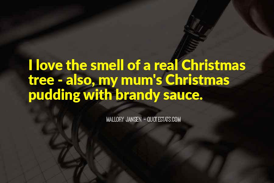 Quotes About The Smell Of Christmas #738848