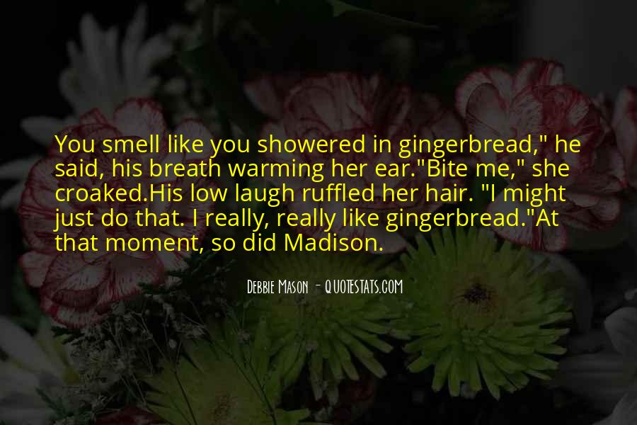 Quotes About The Smell Of Christmas #902994