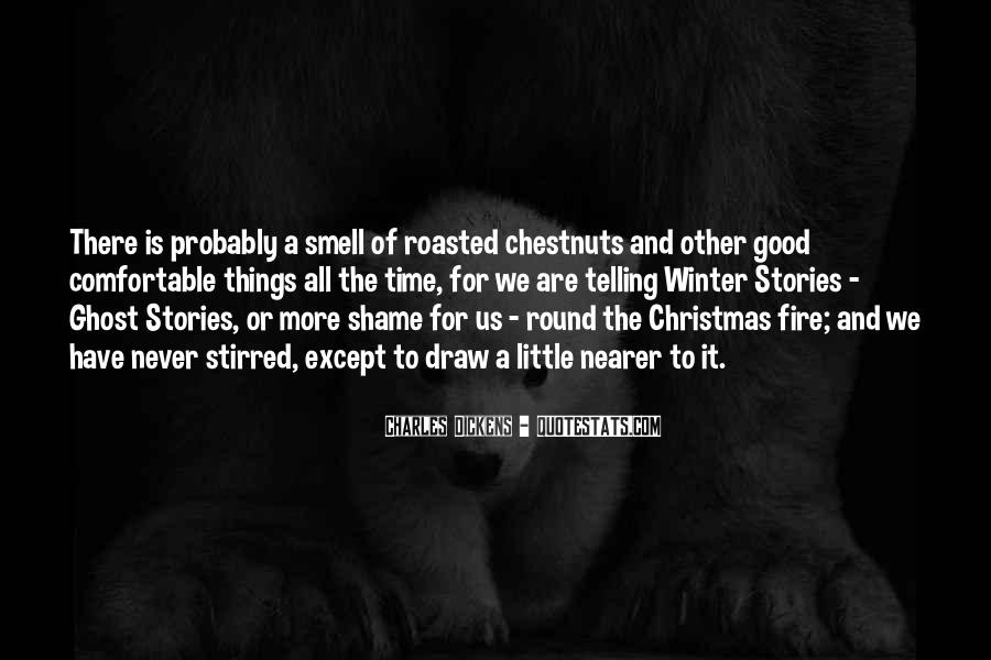 Quotes About The Smell Of Christmas #935007