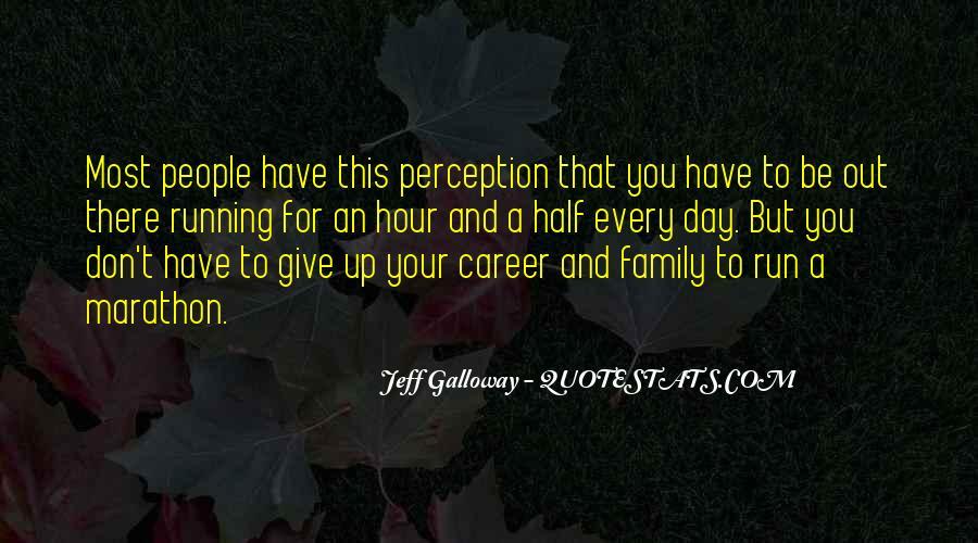 Quotes About Running A Half Marathon #599936