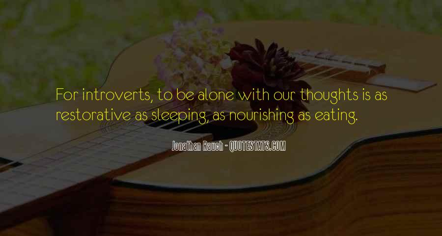 Quotes About Extroverts #1171785