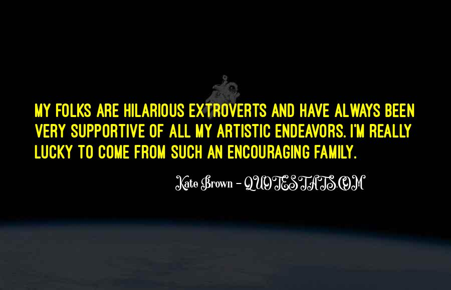 Quotes About Extroverts #1357039