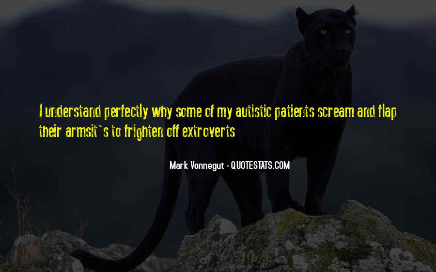 Quotes About Extroverts #1431119