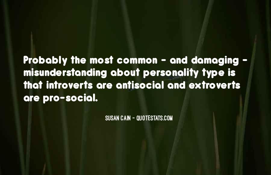 Quotes About Extroverts #894108