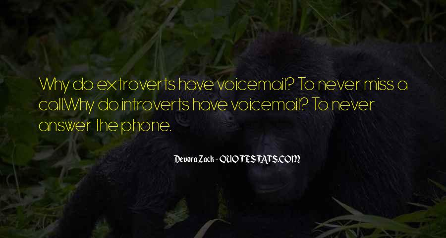 Quotes About Extroverts #900123