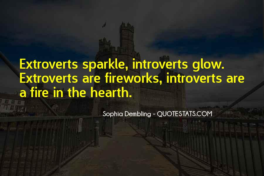 Quotes About Extroverts #909659