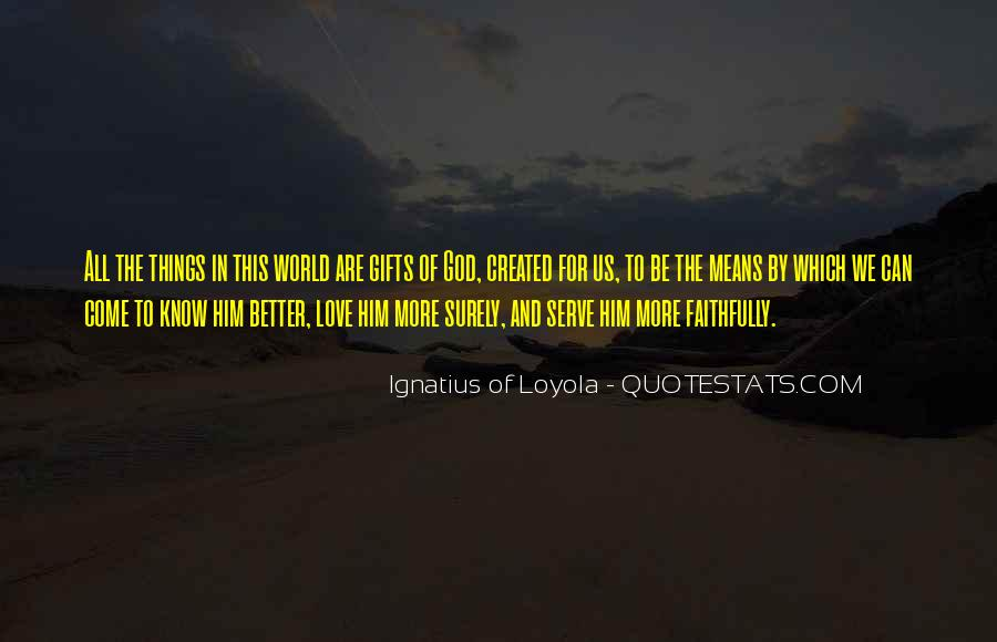 Quotes About Gifts From God #1052756
