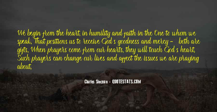 Quotes About Gifts From God #1308222