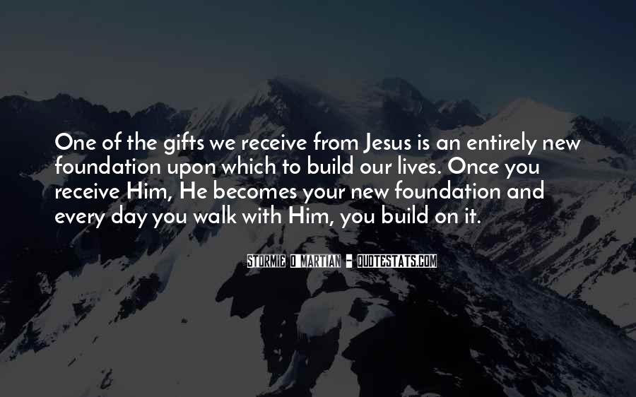 Quotes About Gifts From God #1333459