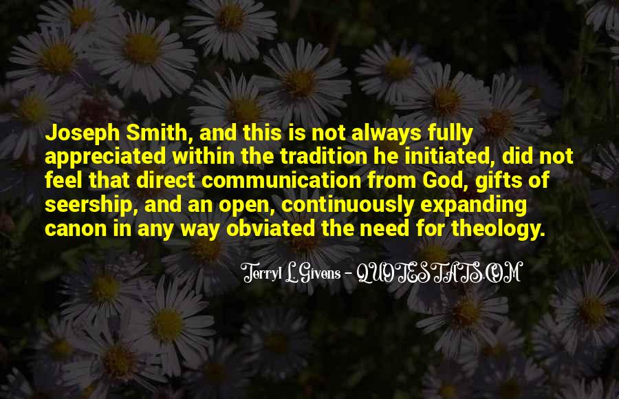 Quotes About Gifts From God #1355016