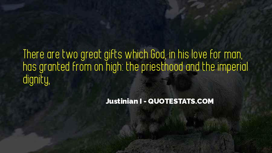 Quotes About Gifts From God #1539808
