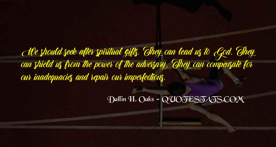 Quotes About Gifts From God #1665488