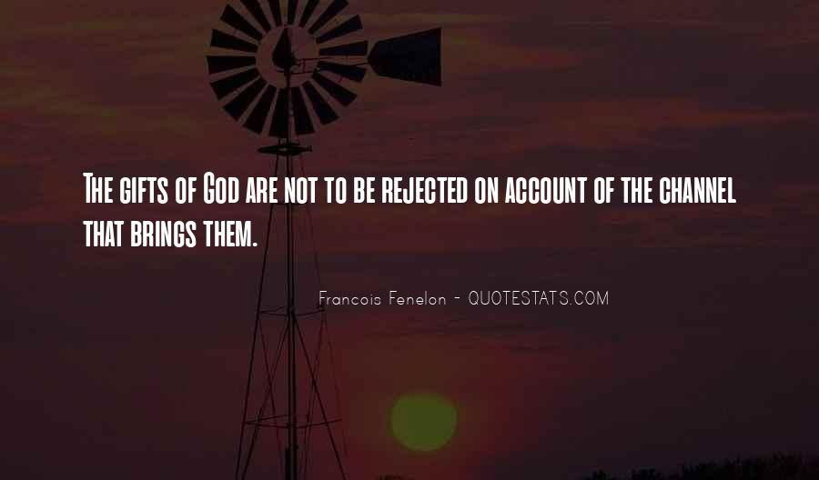 Quotes About Gifts From God #1735037