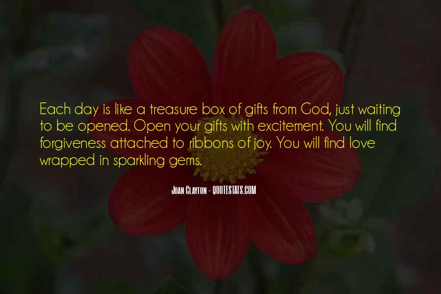 Quotes About Gifts From God #352870