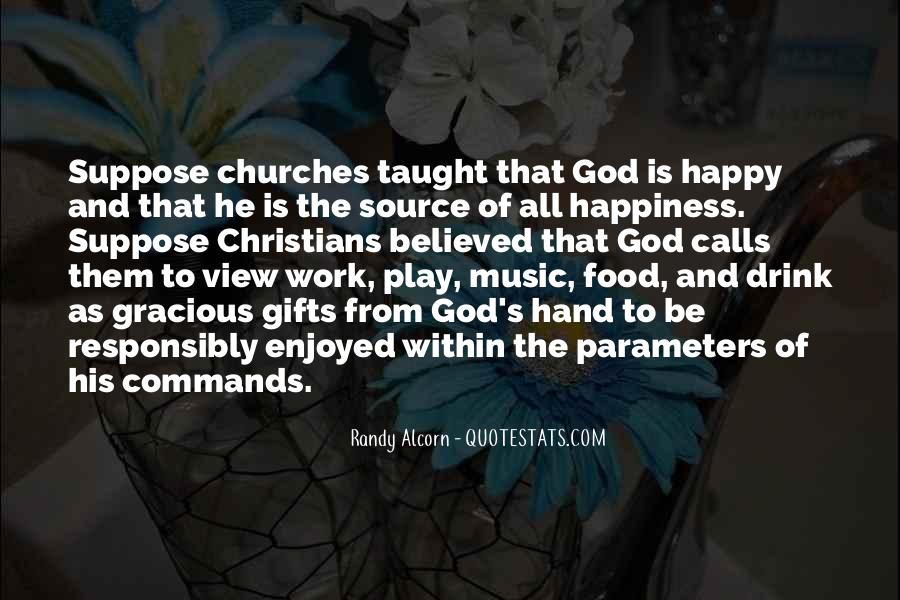 Quotes About Gifts From God #617123