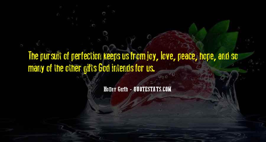 Quotes About Gifts From God #734042