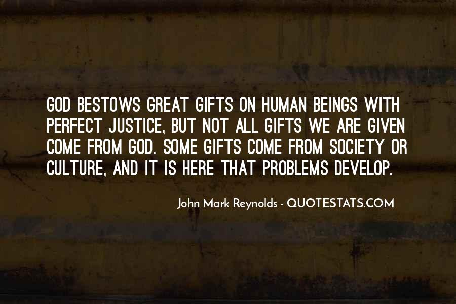Quotes About Gifts From God #773671