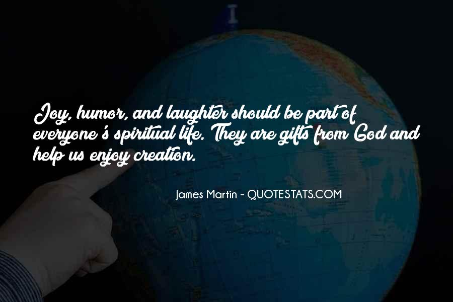 Quotes About Gifts From God #875521