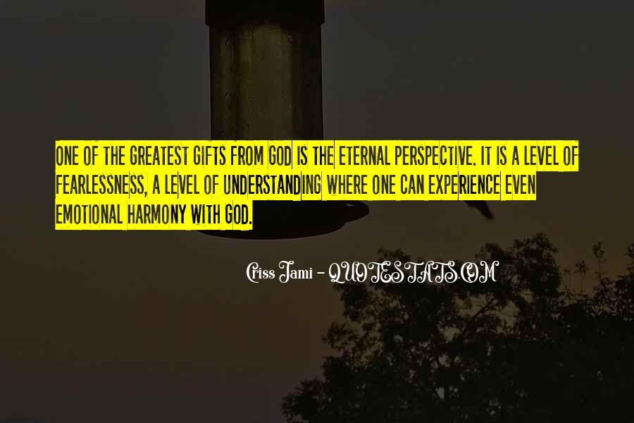 Quotes About Gifts From God #974512