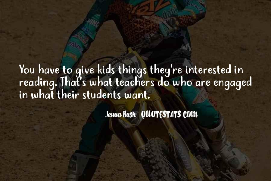 Quotes About Students From Teachers #102348