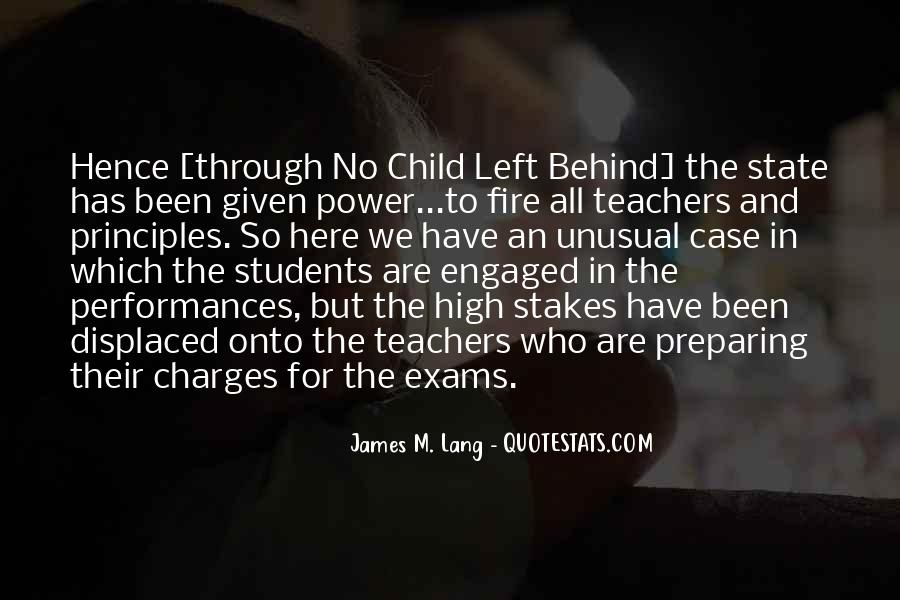 Quotes About Students From Teachers #108624