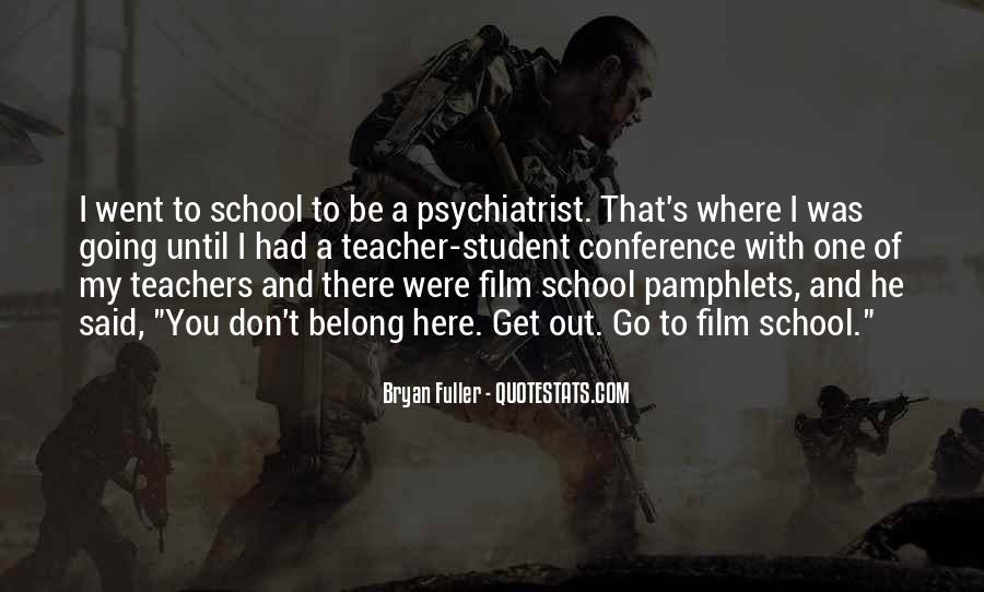 Quotes About Students From Teachers #126140