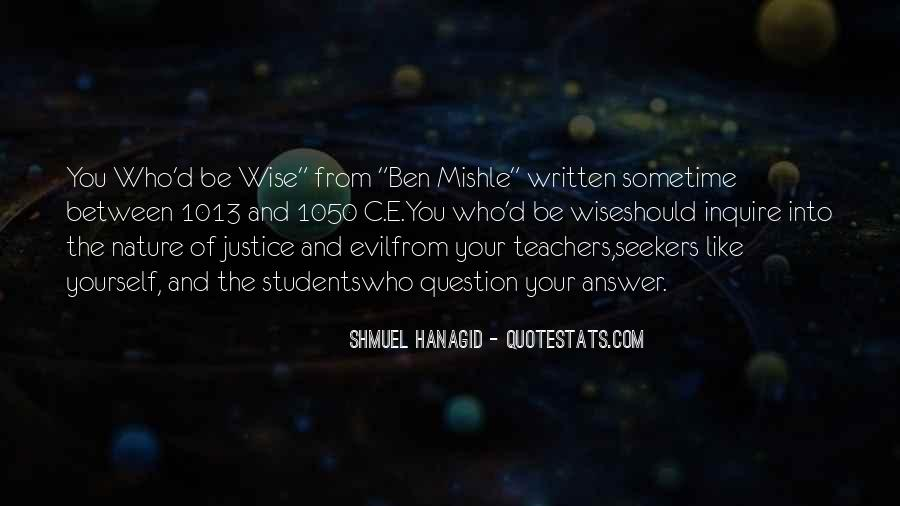 Quotes About Students From Teachers #1504518