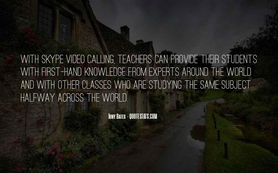 Quotes About Students From Teachers #1588192