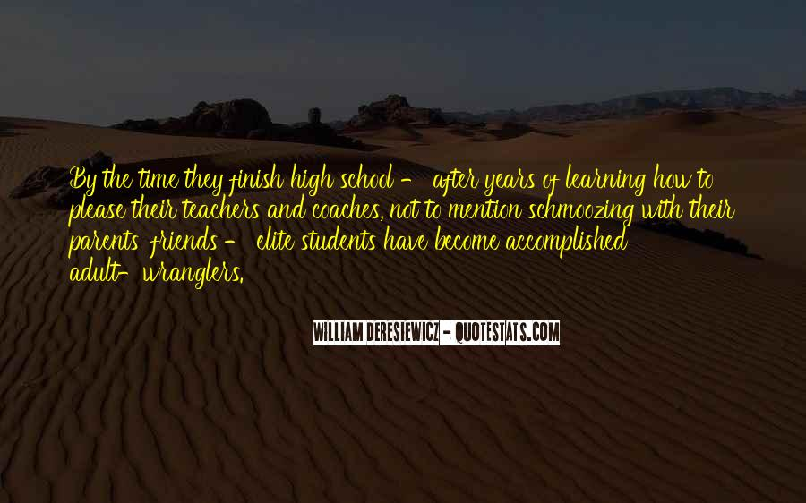 Quotes About Students From Teachers #197329