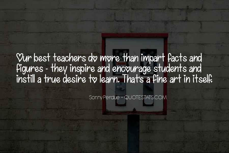 Quotes About Students From Teachers #222364