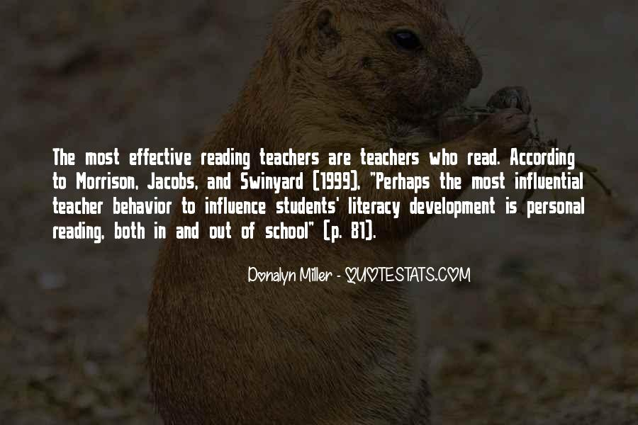 Quotes About Students From Teachers #306602
