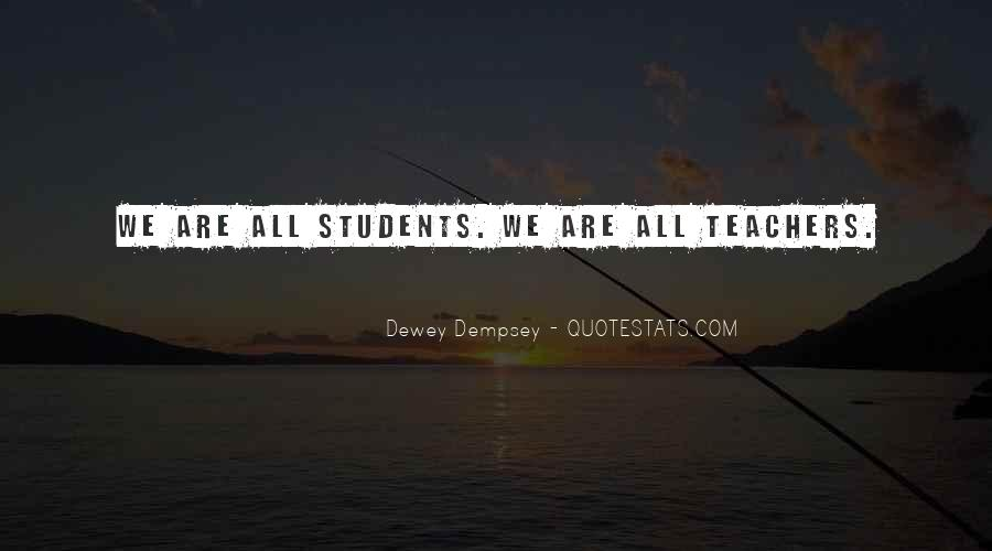 Quotes About Students From Teachers #328454