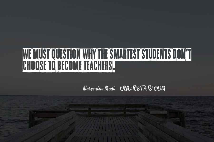 Quotes About Students From Teachers #386942