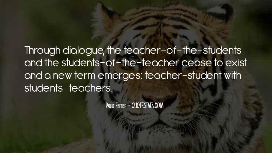 Quotes About Students From Teachers #406368