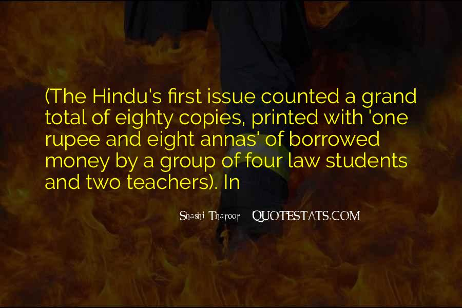 Quotes About Students From Teachers #45747