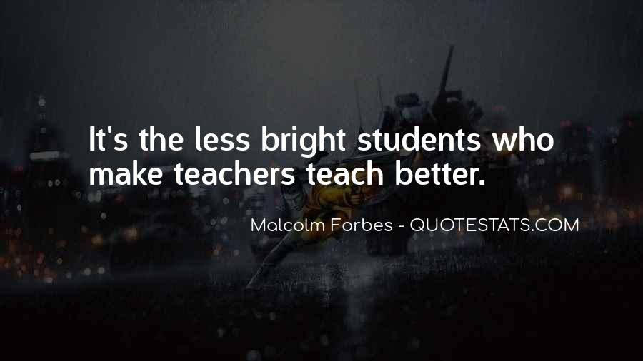 Quotes About Students From Teachers #465250